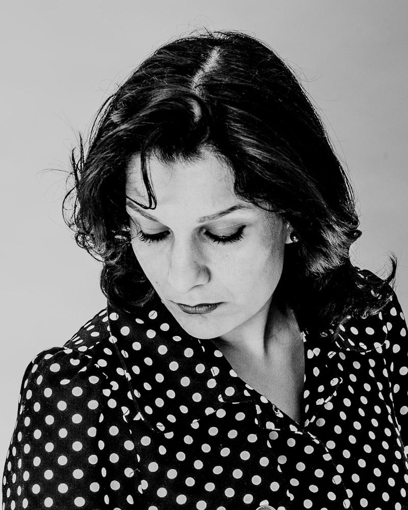 Mona Alikhah, Selfportrait